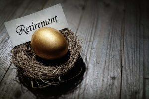 Golden Egg, Retirement Boost