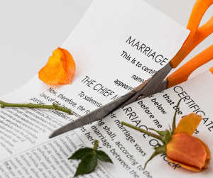 Divorce and the new tax law 2019